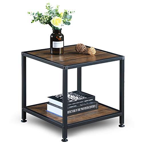 Living Room Metal Side Table - 9