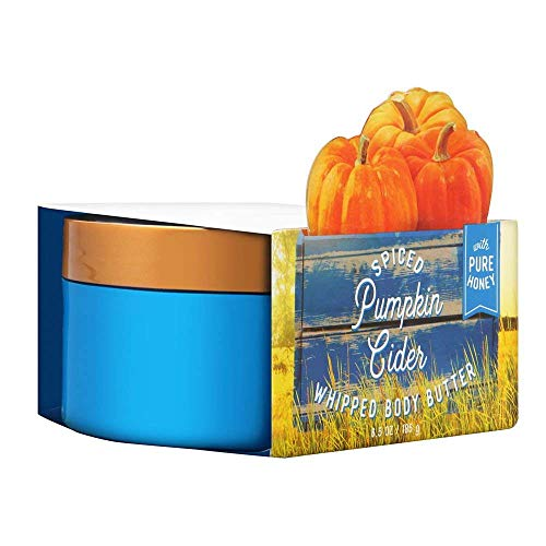 Bath & Body Works SPICED PUMPKIN CIDER Whipped Body Butter,6.5oz