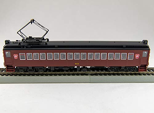 Famous HO Pennsylvania MUmP54 1 Powered Coach car w/Aluminum for sale  Delivered anywhere in USA