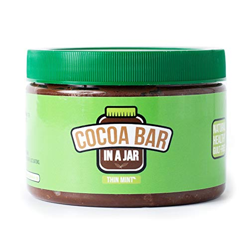 - Thin Mint Chocolate Spread