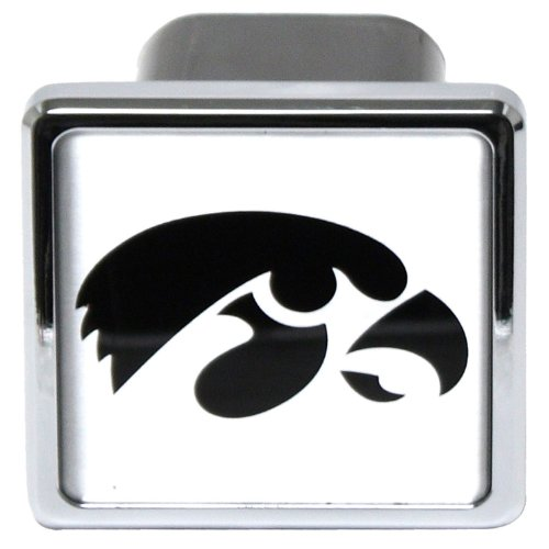 Iowa Hawkeyes Trailer Hitch (Pilot Alumni Group CR-924 Hitch Cover (Collegiate Iowa Hawkeyes))