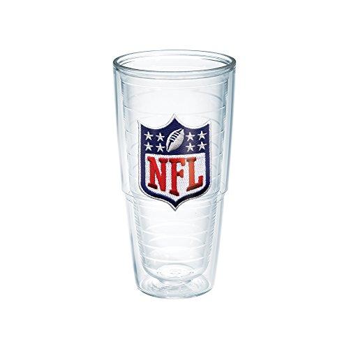 Tervis NFL Logo Shield Emblem Individual Tumbler, 24 oz, ...