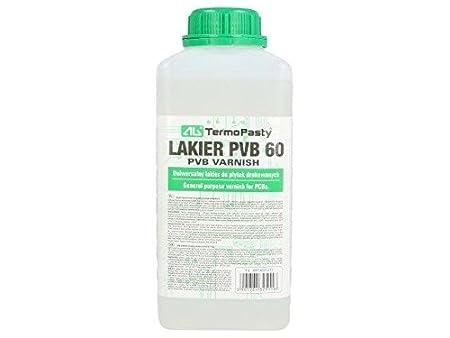 PVB60-1000ML Varnish transparent liquid 1000ml Temp -50÷150°C