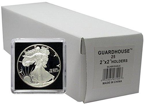 Snaplock silver eagle