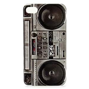 TY- Caracasa Tipo Cassette para el iPhone 4 y 4S