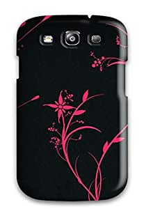 LJF phone case Excellent Design Nature Case Cover For Galaxy S3