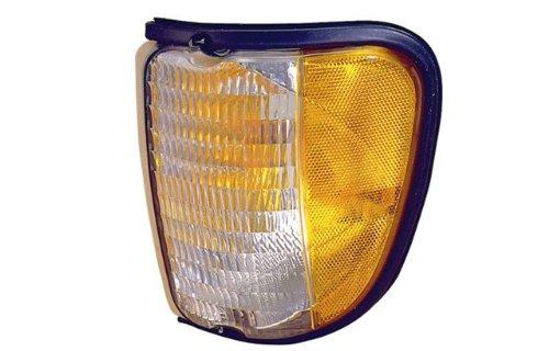 Ford Econoline Replacement Corner Light Unit - 1-Pair (Ford Light Corner Econoline E-150)