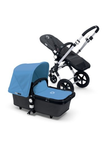 Cameleon Stroller Base Dark Grey - 5
