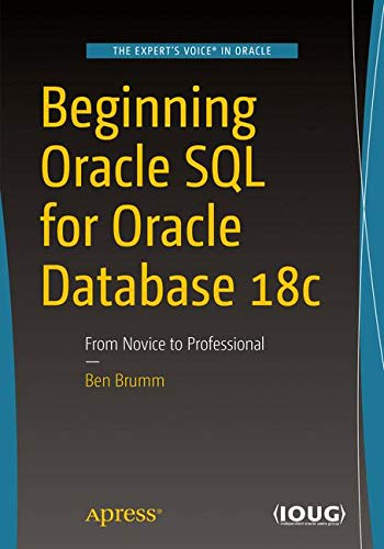 12 Best New Oracle Database Books To Read In 2019
