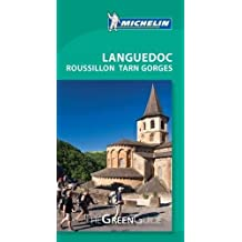 Michelin Green Guide Languedoc Roussillon Tarn Gorges, 8e