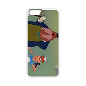 iphone6 4.7 inch Phone Case White Alice in Wonderland The Carpenter YU9381176