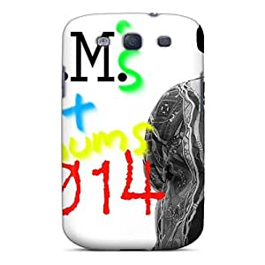MansourMurray Samsung Galaxy S3 Perfect Cell-phone Hard Cover Allow Personal Design Vivid Foo Fighters Skin [xck34HTOS]