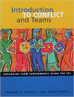 Introduction to Conflict and Teams: Enhancing Team Performance Using the TKI
