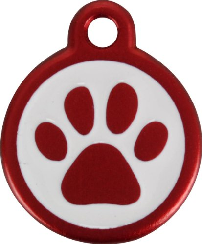 red-dingo-qr-red-pet-tag-pawprint-large