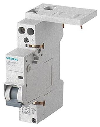 Siemens - Detector anti-incendios para automático diferencial 1+neutro 2mw: Amazon.es: Industria, empresas y ciencia