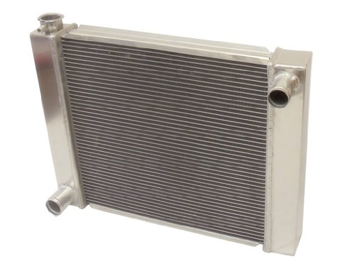 For Ford/Mopar Fabricated Aluminum Radiator 27.5