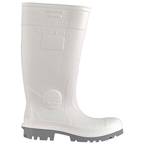 """Cofra 00010–055.w47taglia 47S5CI SRC """"Nuovo Galaxy scarpe di sicurezza, colore: bianco"""
