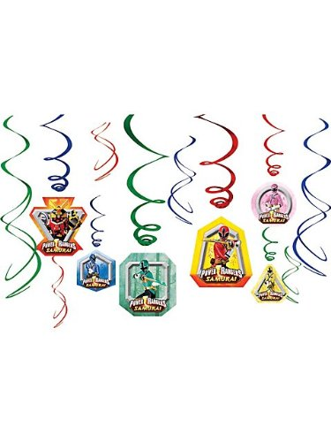 power rangers samurai birthday - 2