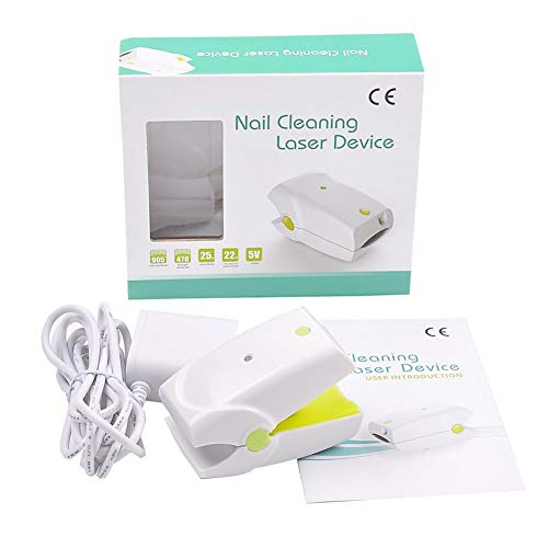 HNC Fungus Treatment Laser Device Revolutionary Home Use Nail-fungus Remover + Free Gift