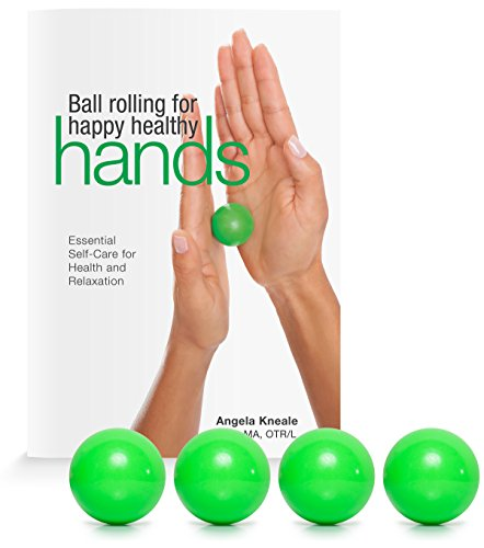 Ball Rolling Book & Small Health BallsTM Package
