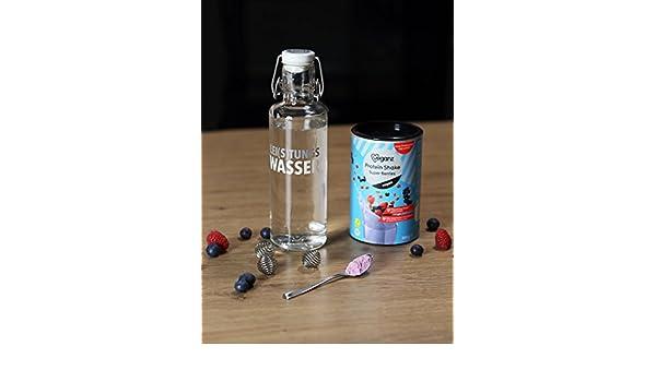 Bundle – Spare 9,89 euros * soulbottle 0,6L Botella de cristal + ...