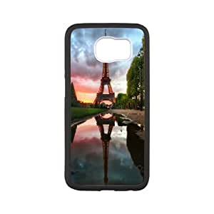 Samsung Galaxy S6 Protective Phone Case Eiffel Tower ONE1233662