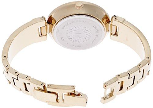Anne Klein Women's AK/1414BKGB Diamond-Accented Bangle Watch by Anne Klein (Image #1)