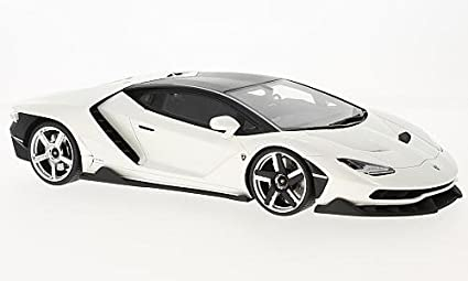 Amazon Com Lamborghini Centenario Metallic White 2016 Model Car