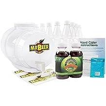 Mr. Beer 2 Gallon Hard Cider Homebrewing Craft Cider Kit