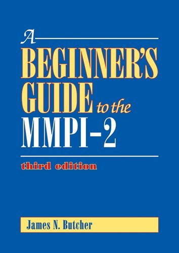 Download A Beginner's Guide to the MMPI-2 pdf epub