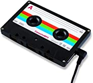MP3 Player, Retro Vibe 8BEAT Cassette MP3 from BTS MV - Great Gift for All Ages, 80s 90s Analog Design, 8GB Hi