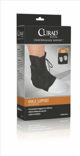 Curad Figure Eight Lace Up Splint