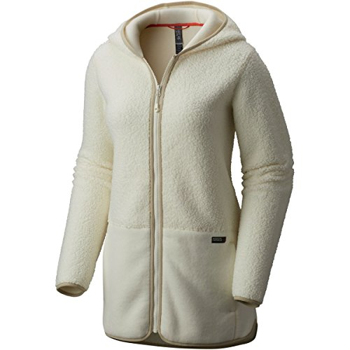 Mountain Hardwear Warmsby Fleece Hooded Jacket - Women's Cotton, M - Mountain Hardwear Womens Fleece