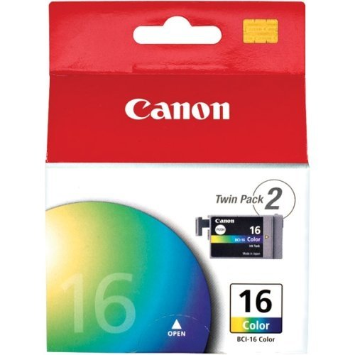 Canon Pixma Ip90 (CANON Inkjet, Color, Selphy DS-180, 700, 810, PIXMA iP90, BCI-16 - 2 Cartridges per box 2/PK)