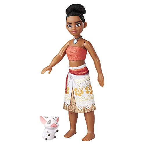 Disney Moana Ocean Explorer - Swim Doll