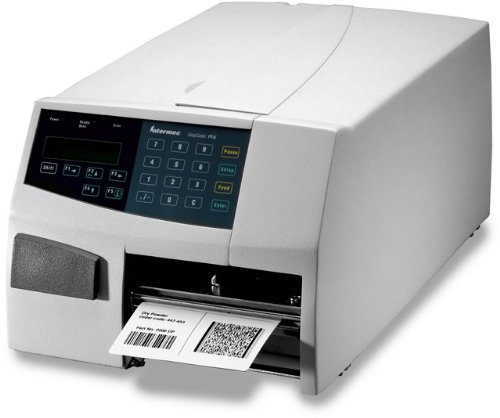 Intermec EasyCoder PF4i Direct Thermal/Thermal Transfer Printer - Monochrome - Label Print