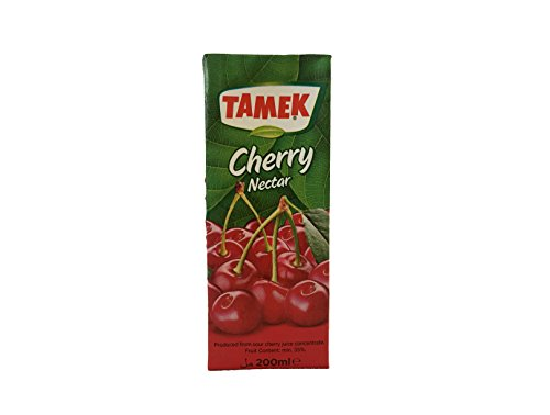 Sour Concentrate - Tamek Sour Cherry Juice 200ml (Pack of 3)