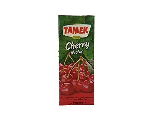 Tamek Sour Cherry Juice 200ml (Pack of 3)