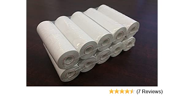 20-pack Poynt Smart Payment Terminal Receipt Printer Thermal Paper Rolls 2....