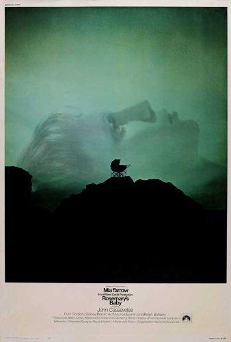 Rosemary's Baby POSTER Movie