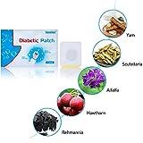 6Pcs Diabetes Plasters Keep Blood Sugar Balance