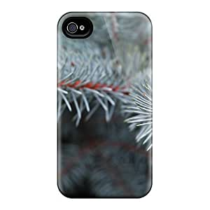 Dreaming Your Dream Iphone 4/4s Well-Diushoujuan Designed Hard Case Cover Pine Tree Protector