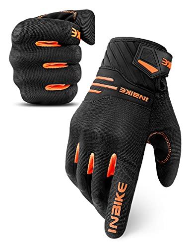 INBIKE Motorrad Handschuhe Eingebaute EUDE Foam Schutz Motorradhandschuhe IM910