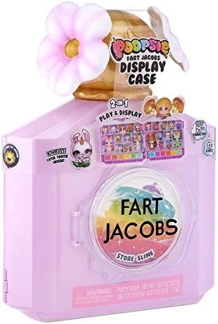 Poopsie Surprise 559894E7C Fart Jacobs Display Case - mehrfarbig