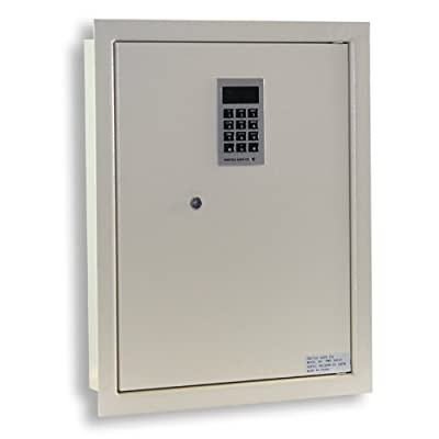 Protex Electronic Wall Safe (PWS-1814E)