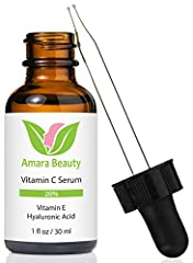 Our Vitamin C Serum makes skin brighter, tighter, smoother and clearer. It will quickly become your go to product for radiant, youthful skin. The potent blend of 20% Vitamin C, Hyaluronic Acid, and Vitamin E is gentle, yet highly effective at...
