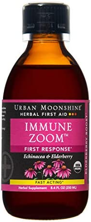 Urban Moonshine Immune Zoom – 8.4 fl oz x 2 Pack