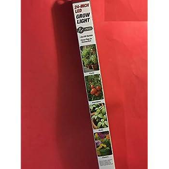 Amazon Com 24 Inch Led Grow Light Hyper Tough Garden
