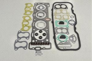 ITM Engine Components 09-11908 Cylinder Head Gasket Set for Isuzu/Chevrolet 1.8L/1.9L L4, i-Mark, Pickup, S10, S15 (Trooper Cylinder Head)