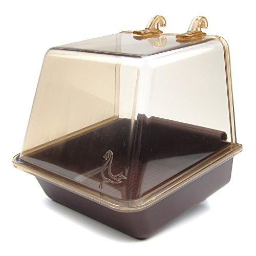 41A8%2B9Wl%2BkL - Alfie Pet by Petoga Couture - Eban Bathroom for Bird - Color: Brown